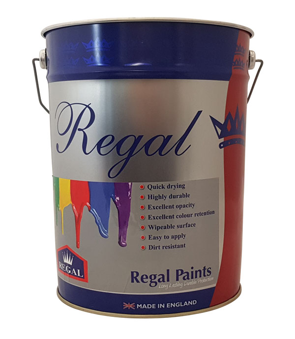 Two Pack Epoxy Topcoat Enamel From Regal Paints