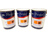 Single Pack Foor Paint Bundle 5 Litres (25-50 Sq meters Coverage)