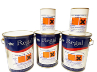 Two Pack Epoxy Floor Paint Bundle 5 Litres (25-50 sq meters coverage)