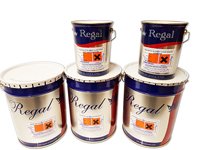 Two Pack Epoxy Floor Paint Bundle 20 Litres (100-200 sq meters coverage)