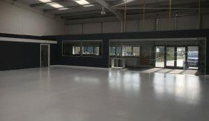Garage Floor Paint Final State