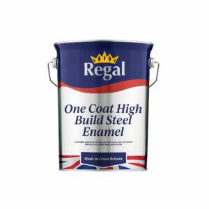 One Coat High Build Steel Enamel Paint
