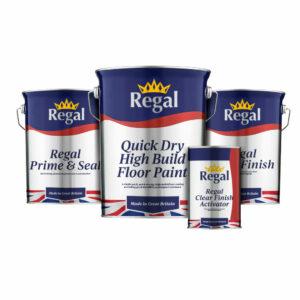 Single Pack Floor Paint Bundle 5L