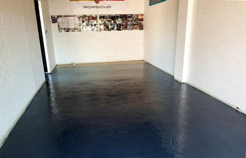 To Paint Garage Floor Regal Paints, What To Paint Garage Floor With