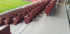 Football Stadium Paint