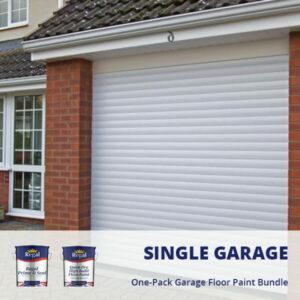 One Pack Garage Floor Paint Single Garage Bundle