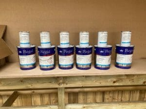Barn Conversions to Garage - Garage Floor Paints