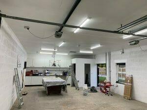 Garage Conversion Ideas - Original Condition