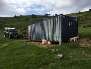 Container Repurposing - Original Condition