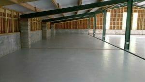 Storage Building Floor Paint - Steve L